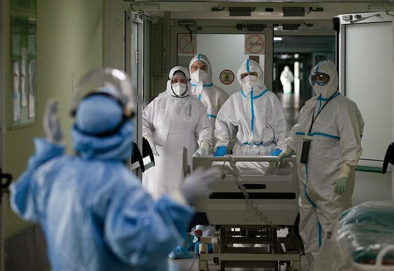 В России выявили 23 811 случаев заражения коронавирусом за сутки