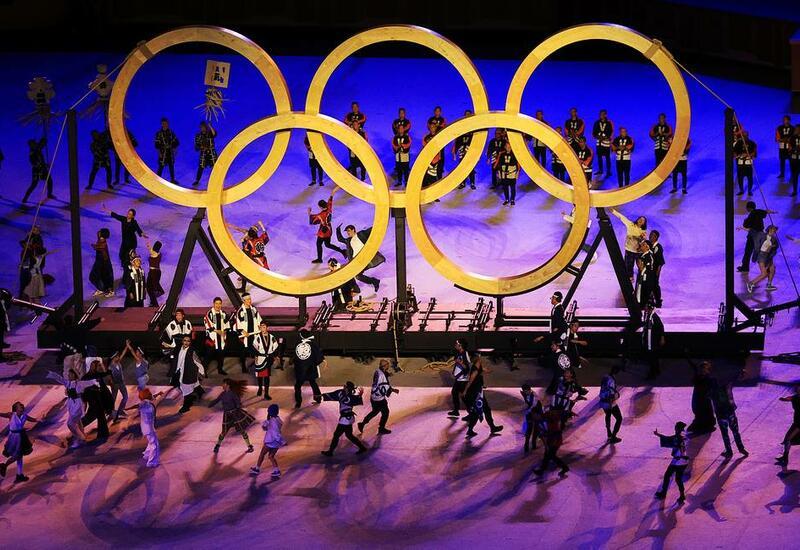 Стартовали летние Олимпийские игры в Токио