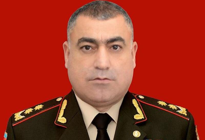 Освобожден от должности замначальника Генштаба ВС Азербайджана