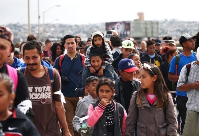 Власти США опасаются резкого притока мигрантов в случае отмены ковидных ограничений