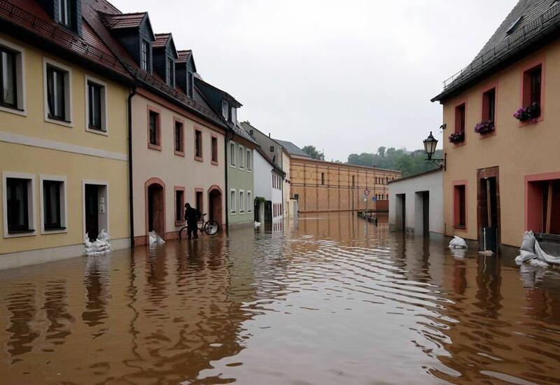 Число жертв наводнений в Германии достигло 176