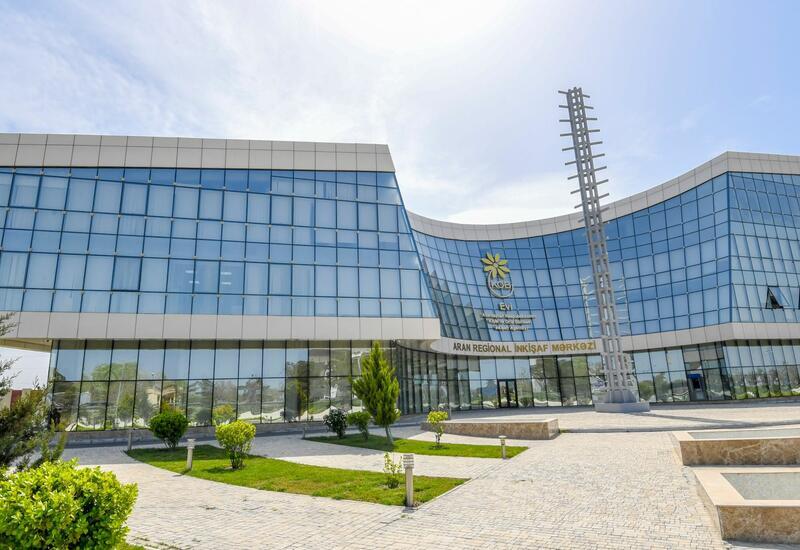 """С начала года в Хачмазе и Евлахе услугами """"Домов МСБ"""" воспользовались более 16 тыс. предпринимателей"""