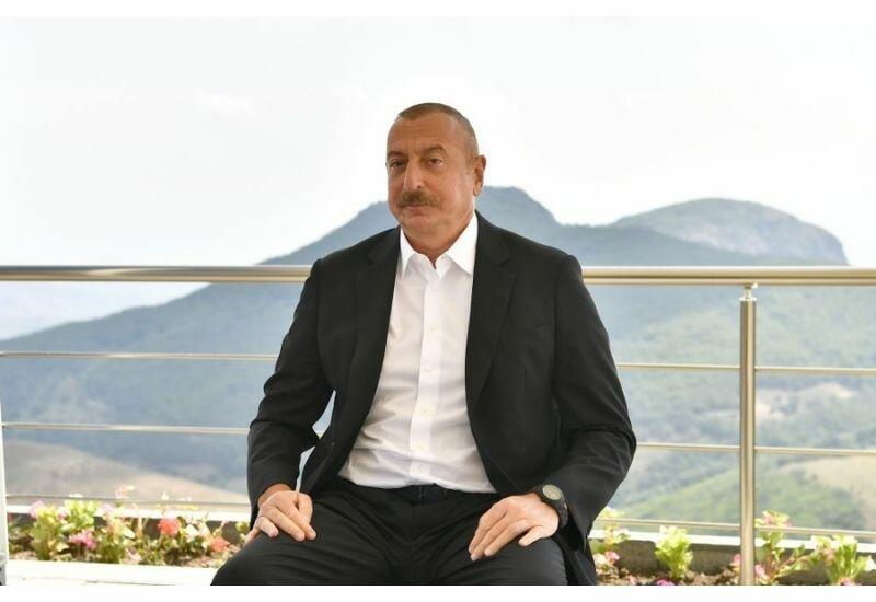 Президент Ильхам Алиев: Валютные резервы в Азербайджане почти в 6 раз превышают внешний государственный долг