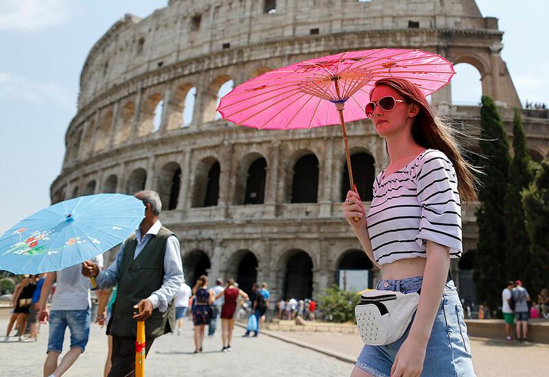 Минздрав Италии из-за жары объявил высокий уровень опасности в восьми городах