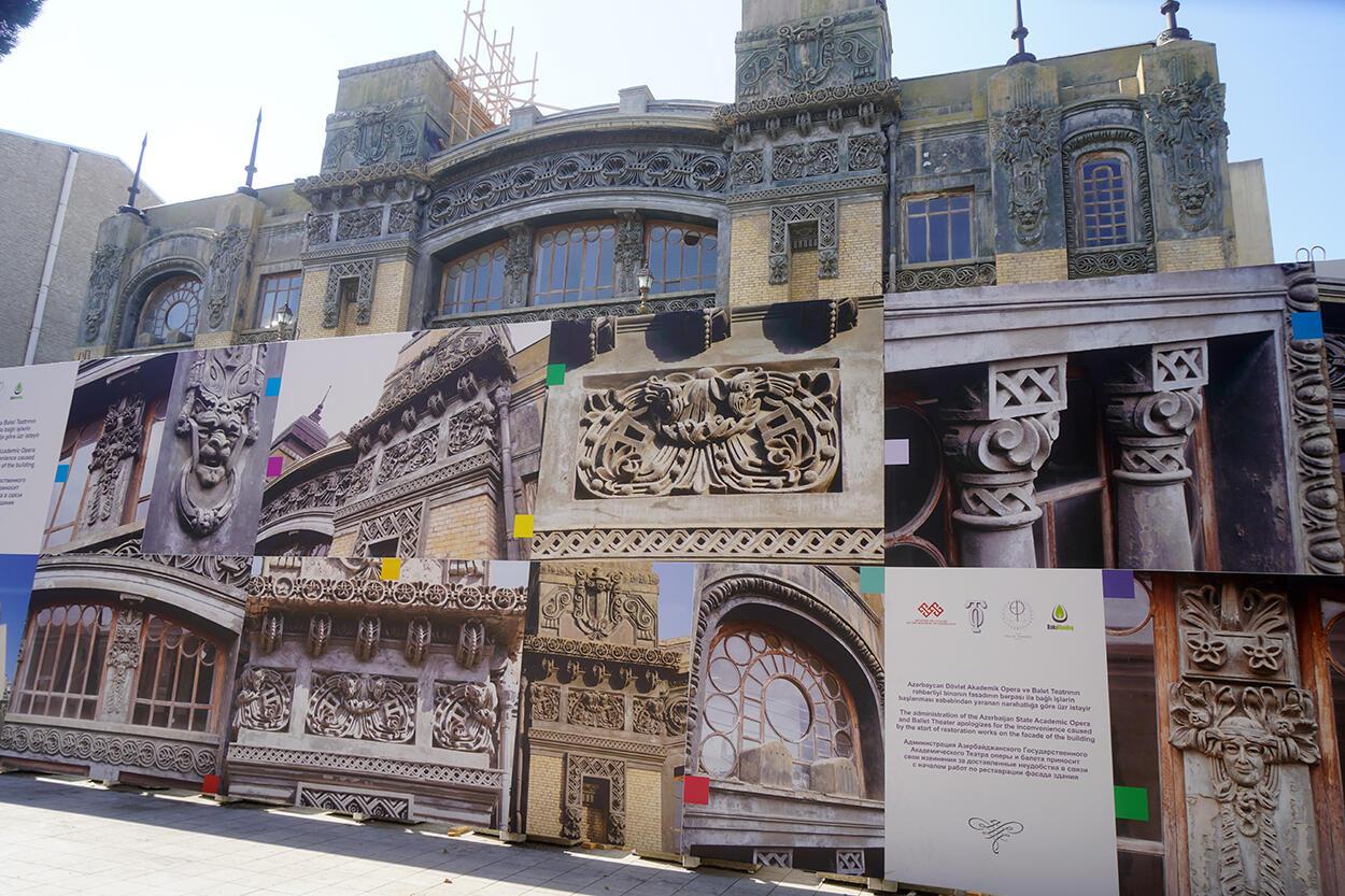 Театр оперы и балета встал на ремонт