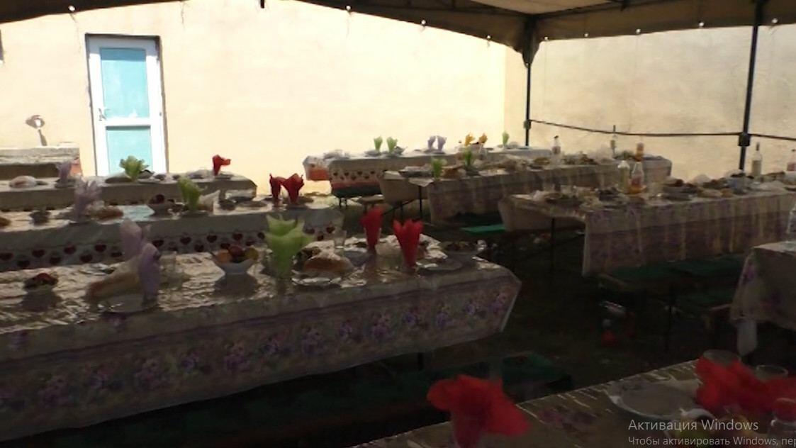 В Агстафе задержали женщину с COVID-19, пытавшуюся организовать свадьбу