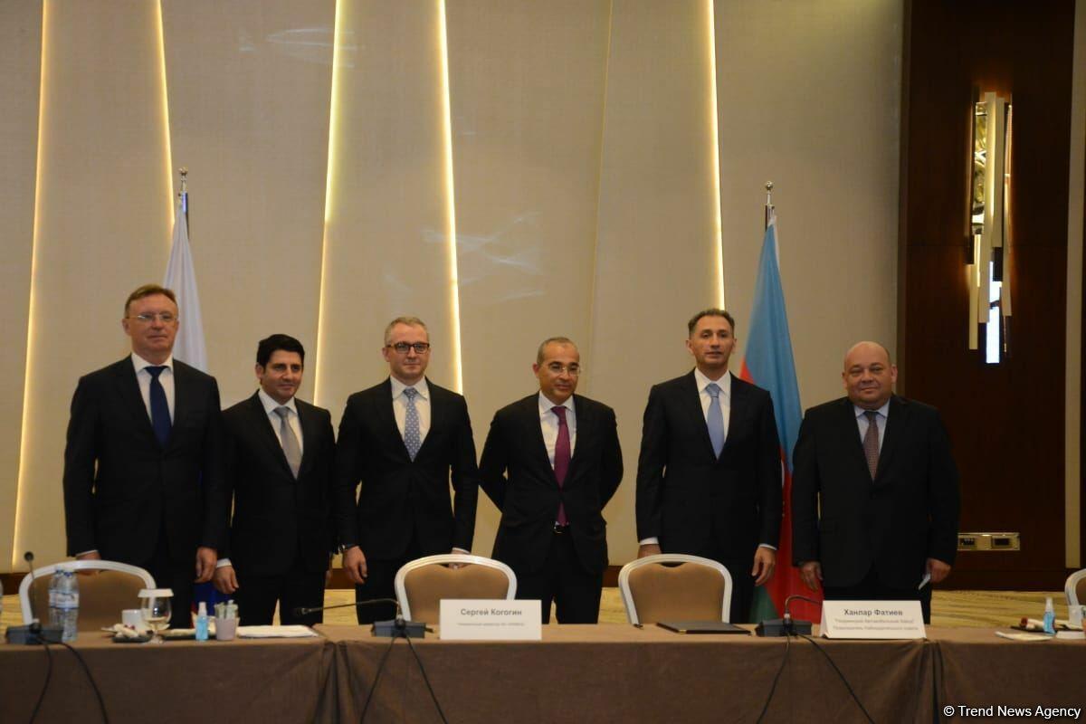 ПАО «КАМАЗ» и Гянджинский автозавод подписали меморандум