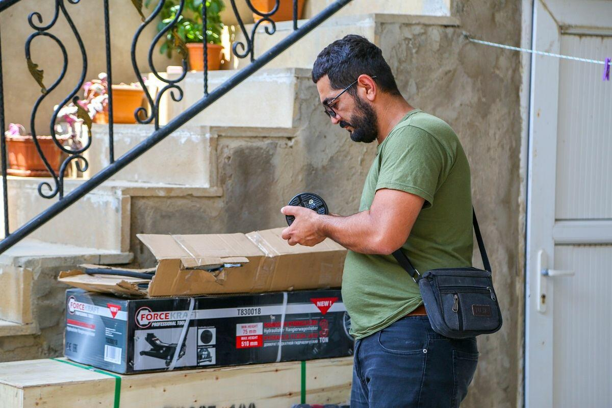 В Азербайджане к программе самозанятости привлечены более 5 тыс. участников войны и членов семей шехидов