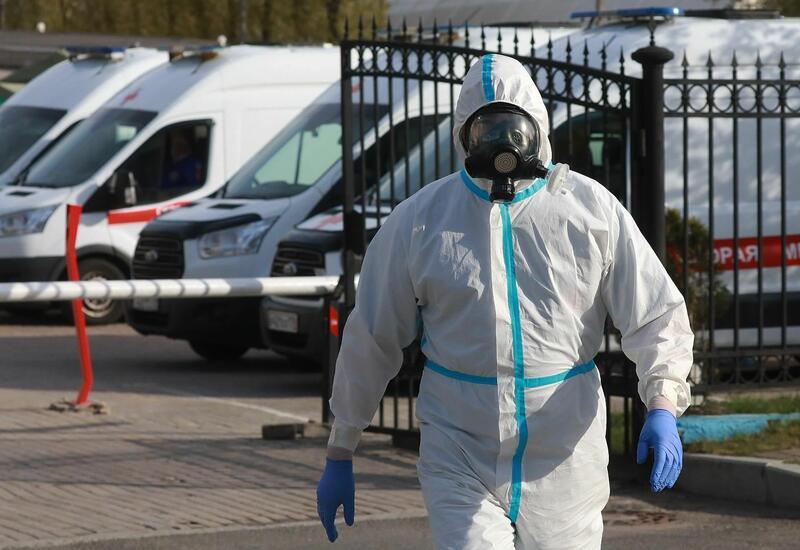 В России выявили более 18 тыс. новых случаев коронавируса