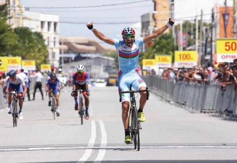 Азербайджанский велогонщик включился в борьбу на летней Олимпиаде-2020 в Токио