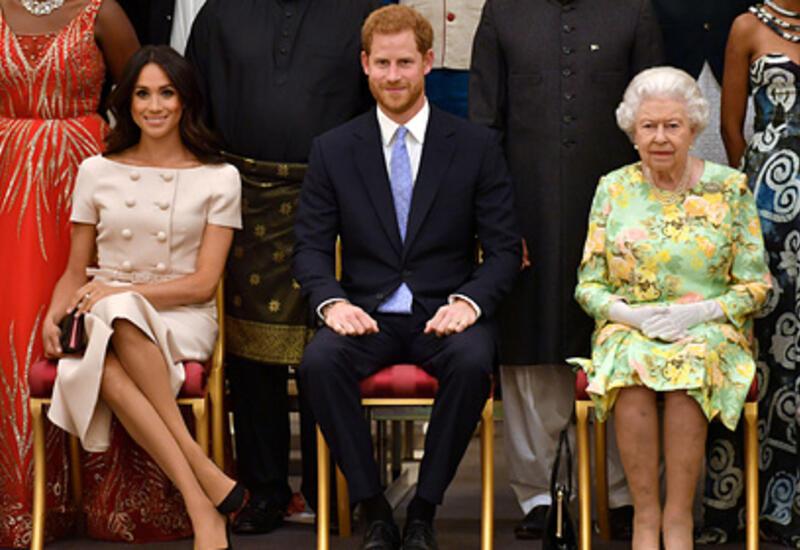Принц Гарри опубликует часть своих мемуаров после смерти Елизаветы II
