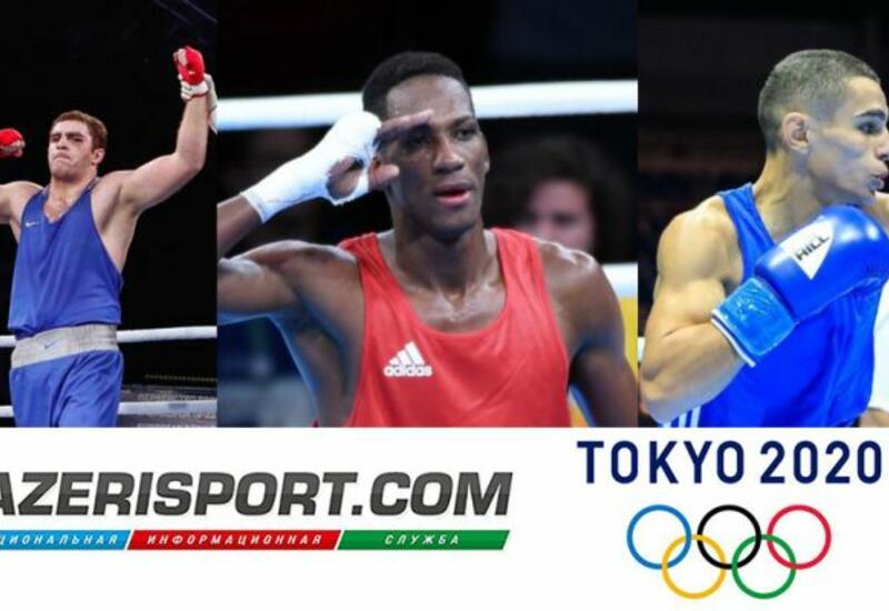 Азербайджанские боксеры принимают участие в Летней Олимпиаде-2020