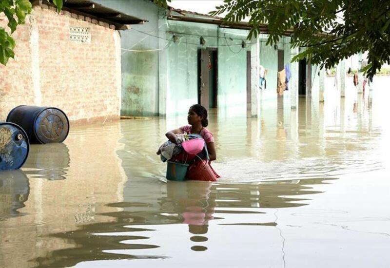 Индия: сильнейшие муссонные дожди за 40 лет