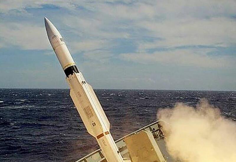 Военные США испытали новые противоракетные истемы