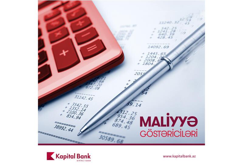 Kapital Bank обнародовал финансовые показатели за второй квартал 2021 год
