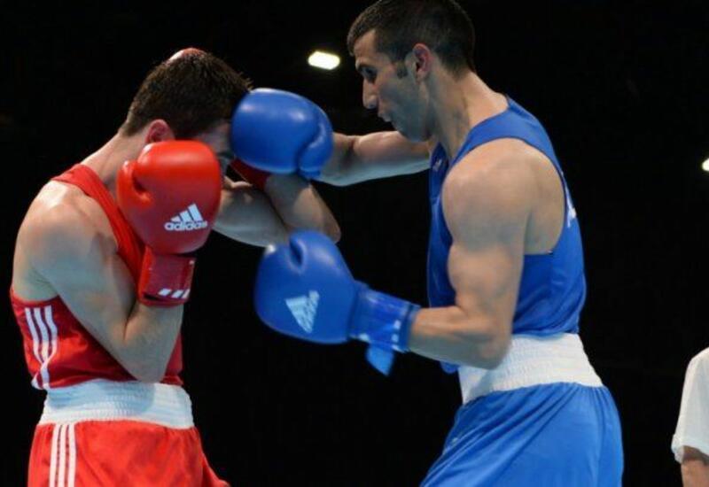 Азербайджанский чемпион мира по боксу начал выступление на Олимпиаде