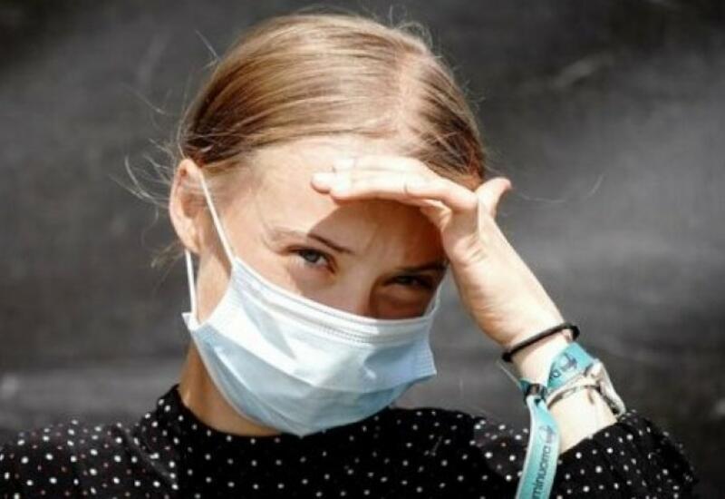 Грета Тунберг вакцинировалась от коронавируса
