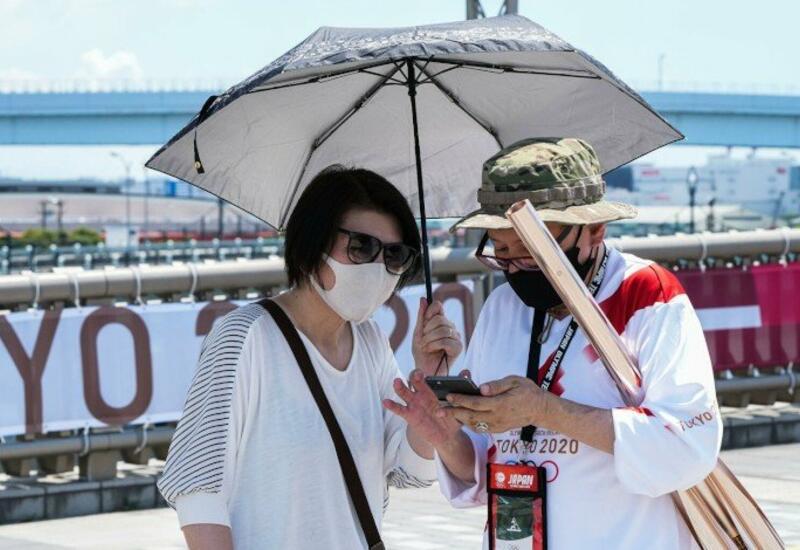 Более 8 тысяч человек госпитализировали в Японии за неделю из-за жары