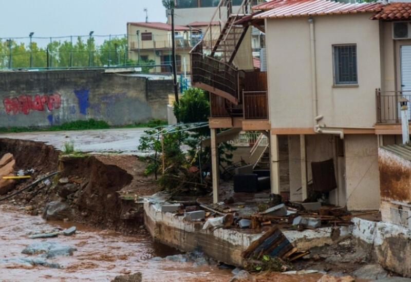 Масштабное наводнение произошло на севере Италии