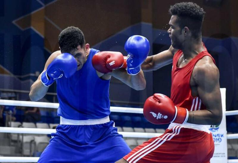 Токио-2020: Азербайджанский боксер вышел в 1/4 финала