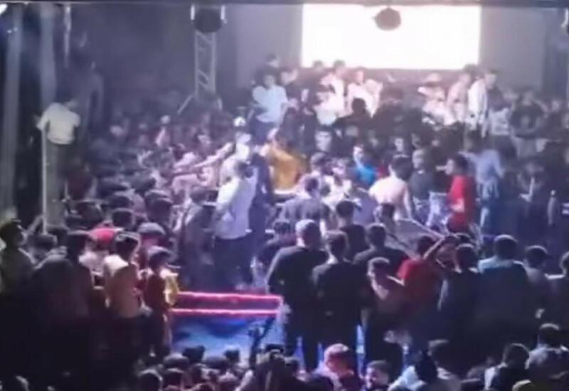 В Баку задержан организатор незаконного турнира
