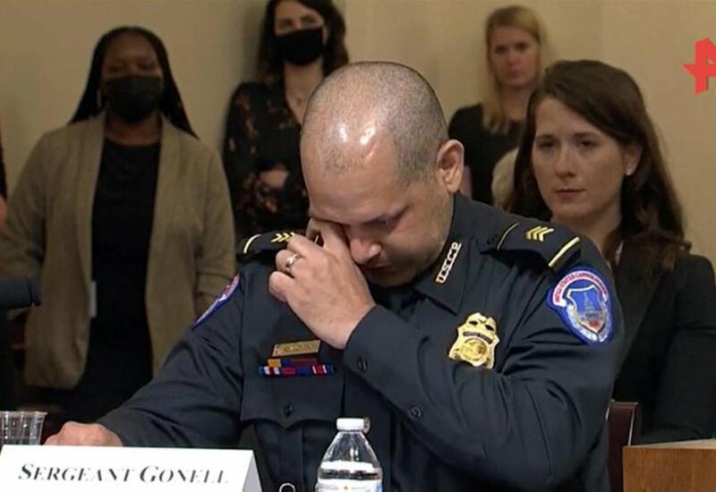 Американские полицейские разрыдались на заседании о штурме Капитолия