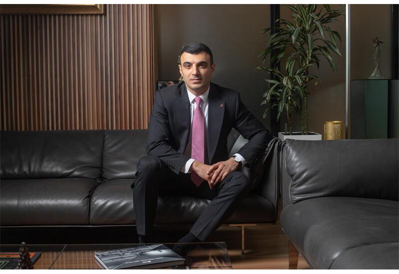 Талех Кязымов: «Профессиональный, сплоченный коллектив стал твёрдой основой всех достижений PASHA Bank»