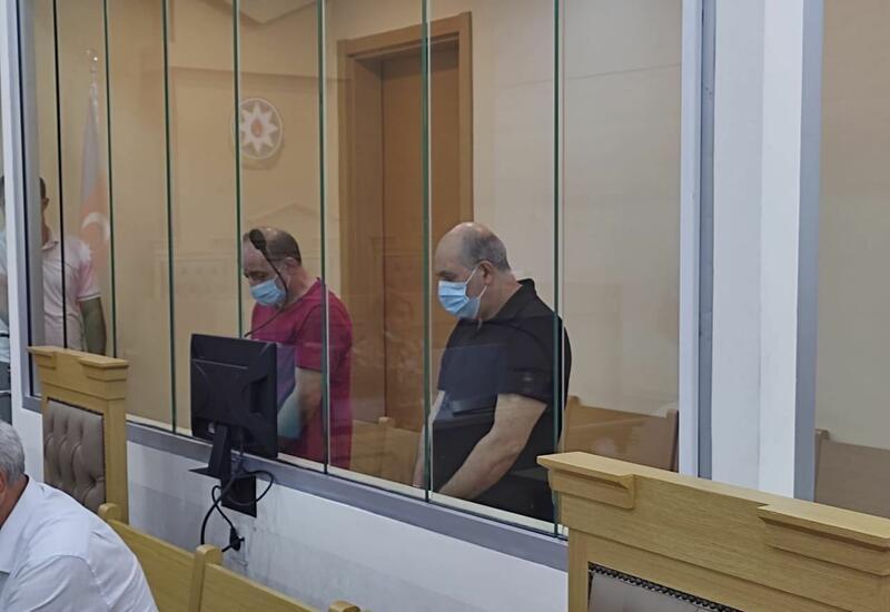 На суде в Баку вынесен приговор армянам, пытавшим азербайджанских пленных