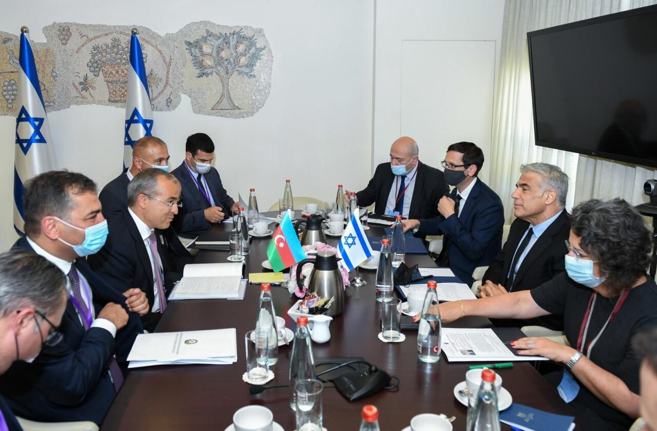 Дружба и плодотворное партнерство между Азербайджаном и Израилем создают прочную основу для развития связей
