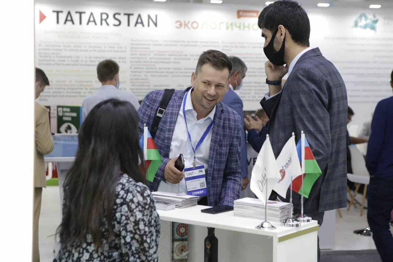 """Азербайджан участвует в выставке """"Россия халяль Экспо-2021"""" в Казани"""