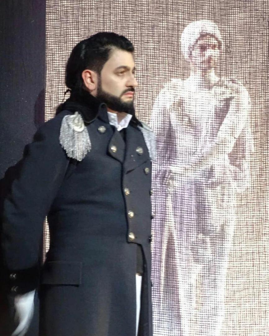Юсиф Эйвазов с успехом выступил на сцене Мариинского театра в Санкт-Петербурге