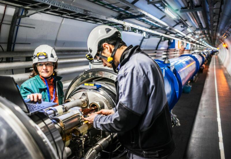 На Большом адронном коллайдере открыли новую форму материи