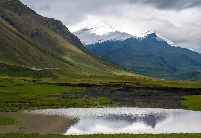 Живописная долина Шахяйлаг в блоге путешественника Ирады Гадировой