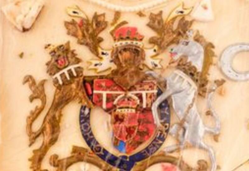 Кусок 40-летнего торта со свадьбы принцессы Дианы продадут на аукционе