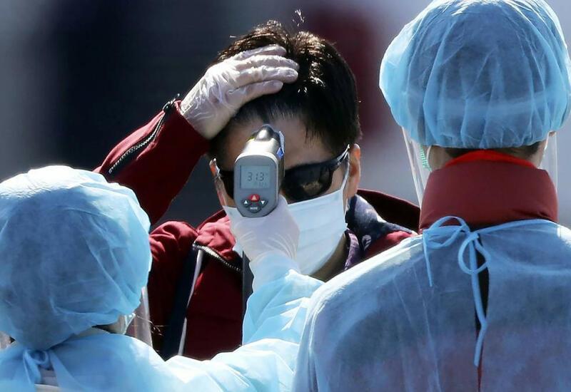 В Японии впервые выявили более 10 тыс. случаев заражения коронавирусом за сутки