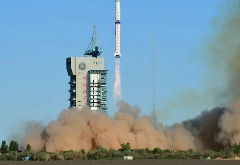Китай вывел на орбиту научный спутник Tinahui-1-04