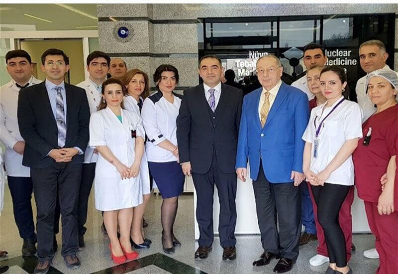 Новый международный успех онкологов Азербайджана