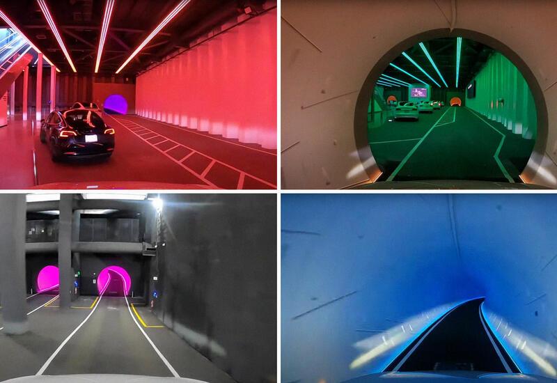 Подземным таксистам Лас-Вегаса запретили упоминать Илона Маска