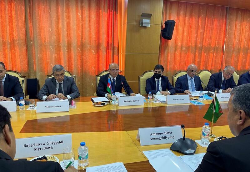 """Азербайджан и Туркменистан согласовали дальнейшее сотрудничество по месторождению """"Достлуг"""""""