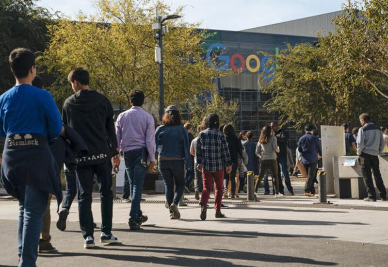 Google обяжет вакцинироваться всех сотрудников, работающих в офисах компании