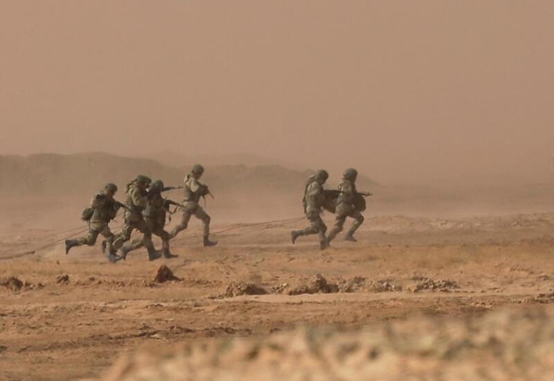 Россия перебрасывает войска на учения у границы Узбекистана с Афганистаном