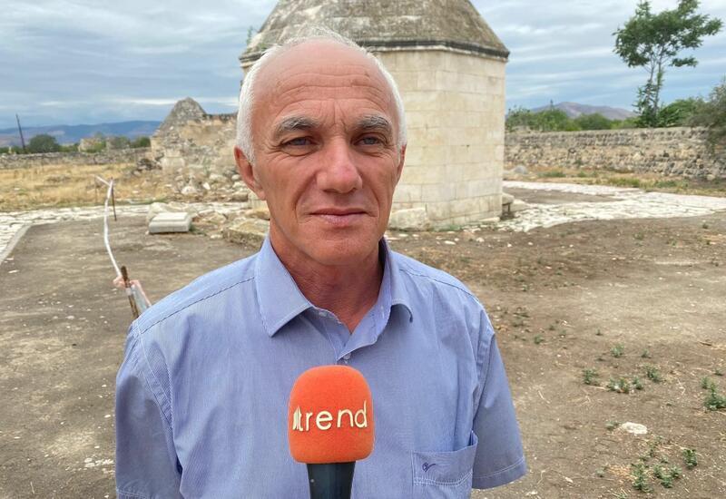 В период оккупации историко-архитектурные памятники Азербайджана подверглись серьезному разрушению