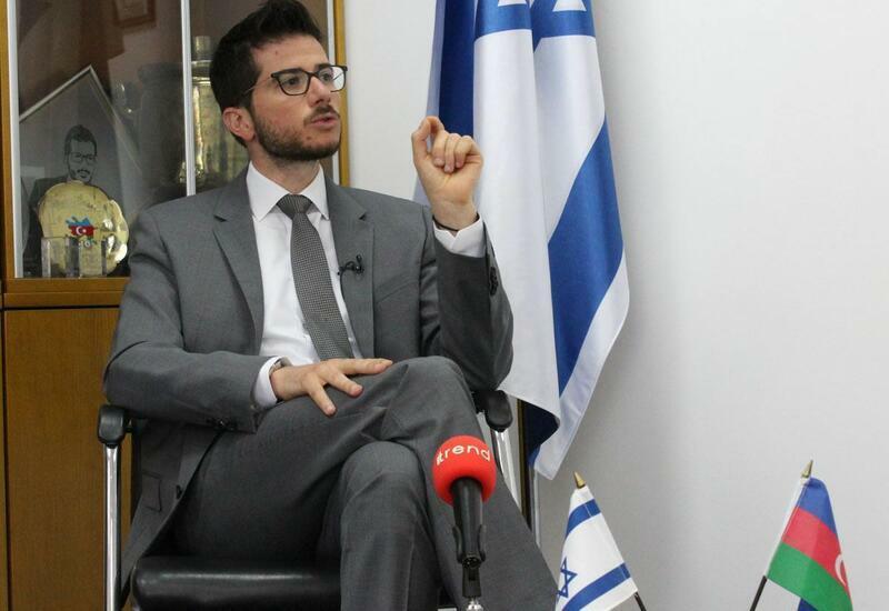 Открытие Торгового представительства Азербайджана в Израиле больше сблизит наши страны