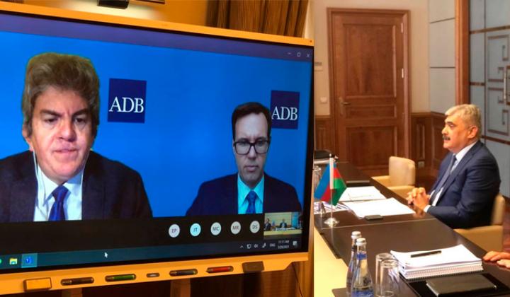 АБР высоко оценил усилия правительства Азербайджана по борьбе с COVID-19
