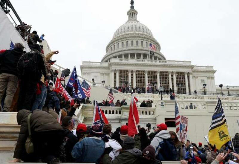 В США спортсмена обвинили в участии в штурме Капитолия