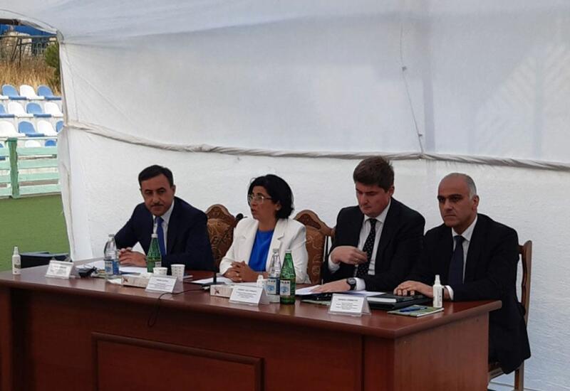 В Гадруте состоялось совместное заседание рабочих групп Межведомственного центра при Координационном штабе