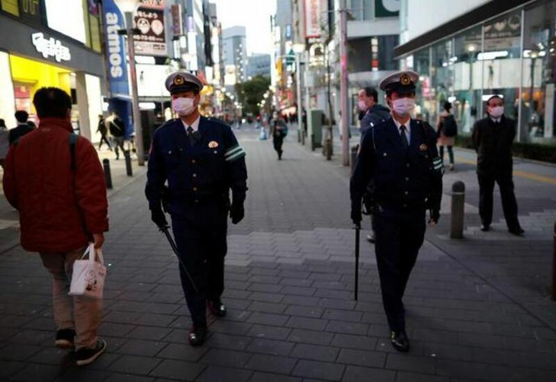 Япония продлевает ЧС в Токио