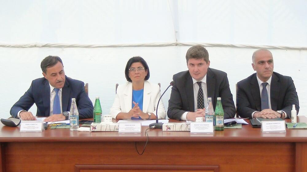 На совместном заседании Рабочих групп Межведомственного центра в Гадруте обсуждены проделанные и предстоящие работы в Карабахе
