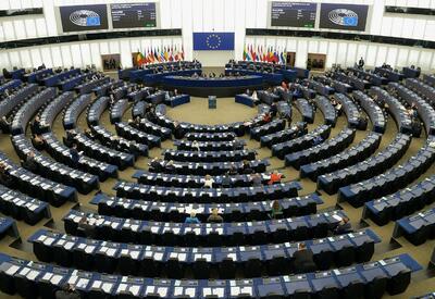 Заявление, не стоящее бумаги, на которой написано: Европарламент в привычной ипостаси  - ТЕМА ДНЯ от Акпера Гасанова