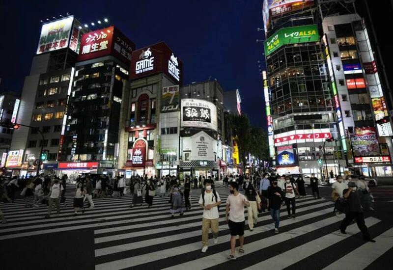 Новые ограничения в Японии